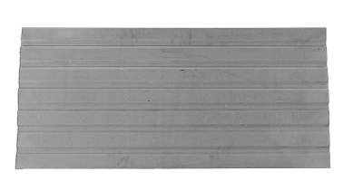 El Camino - 1964-1967 - El Camino 64-77 Universal Floor Bed Section