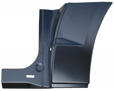 Caravan - 2008-2016 - 08-'14 CARAVAN FRONT LOWER QUARTER PANEL SECTION, DRIVER'S SIDE