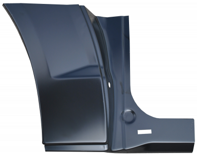 Caravan - 2008-2016 - 08-'14 CARAVAN FRONT LOWER QUARTER PANEL SECTION, PASSENGER'S SIDE