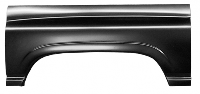 Ram Pickup - 1994-2001 - 94-'01 DODGE RAM UPPER WHEEL ARCH, PASSENGER'S SIDE