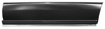 Econoline Van - 1992-2017 - 92-'10 FORD VAN LOWER FRONT SECTION SIDE PANEL, DRIVER'S SIDE