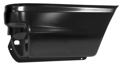 Econoline Van - 1992-2017 - 92-'10 FORD VAN REAR LOWER QUARTER PANEL SECTION REGULAR VAN (STANDARD), PASSENGER'S SIDE