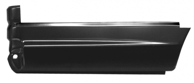 Econoline Van - 1992-2017 - 92-'10 FORD VAN REAR LOWER QUARTER PANEL SECTION EXTENDED VAN, PASSENGER'S SIDE