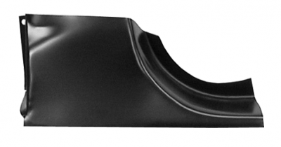 Bronco - 1987-1991 - 80-'96 FORD PICKUP FRONT DOOR LOWER FRONT PILLAR, DRIVER'S SIDE