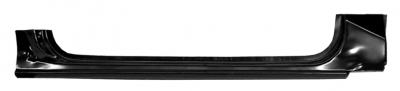 Bronco - 1992-1996 - 80-'96 FORD PICKUP ROCKER PANEL, PASSENGER'S SIDE