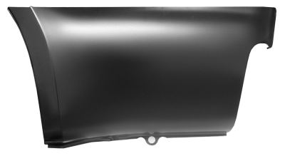 Super Duty Pickup - 2011-2016 - 99-'15 FORD SUPERDUTY LOWER REAR BED SECTION, DRIVER'S SIDE