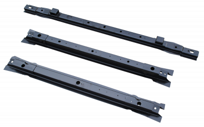 Super Duty Pickup - 1999-2007 - 99-'15 FORD SUPERDUTY BED FLOOR CROSS SILL REPAIR KIT FOR 6.5' BED