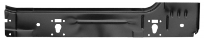 Super Duty Pickup - 1999-2007 - 99-'15 FORD SUPERDUTY INNER ROCKER PANEL, PASSENGER'S SIDE