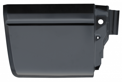 F150 Pickup - 2004-2008 - 04-'08 FORD F150 REAR DOOR LOWER DOOR SKIN STANDARD CAB, PASSENGER'S SIDE