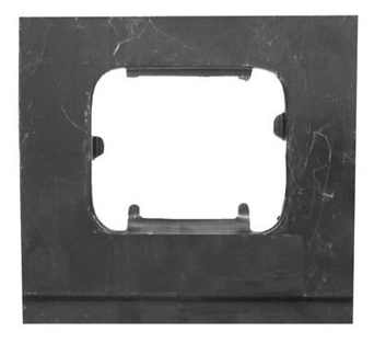 Civic - 1988-1991 - 88-'91 HONDA CIVIC FILLING HOLE PLATE