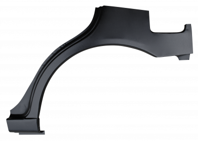 Products - 00-'05 HYUNDAI ACCENT REAR WHEEL ARCH 4 DOOR, DRIVER'S SIDE