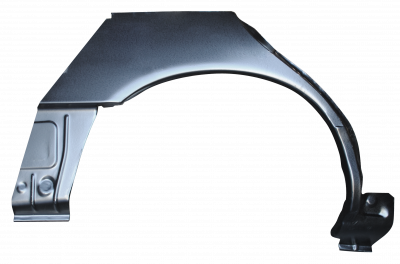 626 - 1993-1997 - 93-'97 MAZDA 626 4 DOOR AND 5 DOOR REAR WHEEL ARCH, PASSENGER'S SIDE