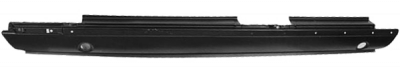 W116 - 1972-1980 - 72-'80 MERCEDES W116 ROCKER PANEL 4 DOOR EXCLUDES SEL MODEL, DRIVER'S SIDE