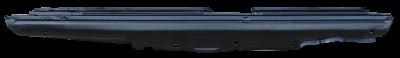 S Class W126 - 1981-1991 - 81-'91 MERCEDES W126 S-CLASS ROCKER PANEL (W/ SEL), DRIVER'S SIDE