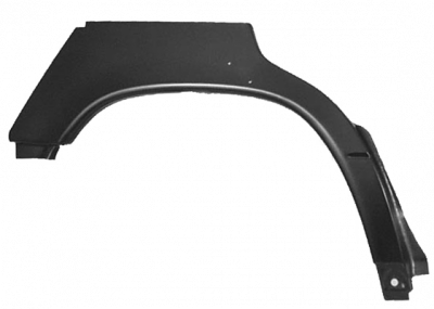 W124 - 1984-1995 - 84-'95 MERCEDES W124 UPPER WHEEL ARCH 4 DOOR, PASSENGER'S SIDE