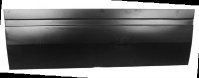 03-'06 DODGE SPRINTER LOWER DOOR SKIN, SIDE DOOR