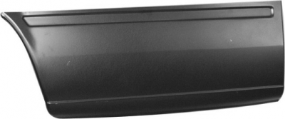 Nor/AM Auto Body Parts - 03-'06 DODGE SPRINTER REAR LOWER QUARTER PANEL LWB, DRIVER'S SIDE - Image 1
