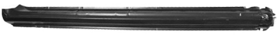 Loyale - 1985-1994 - 85-'94 SUBARU LOYALE SEDAN & WAGON ROCKER PANEL, PASSENGER'S SIDE