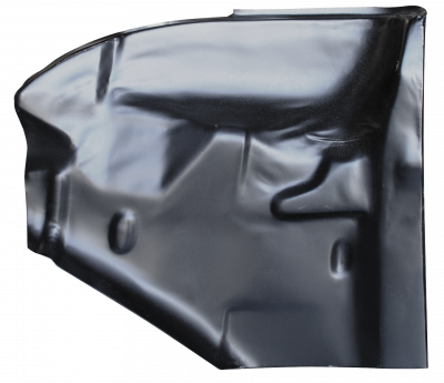 Rabbit - 1975-1984 - 75-'84 VW GOLF & RABBIT FRONT INNER FRONT WING, PASSENGER'S SIDE