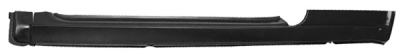 Golf - 1985-1992 - 85-'92 VW GOLF & JETTA ROCKER PANEL 2 DOOR, DRIVER'S SIDE
