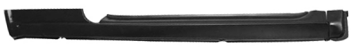 Jetta - 1985-1992 - 85-'92 VW GOLF & JETTA ROCKER PANEL 2 DOOR, PASSENGER'S SIDE