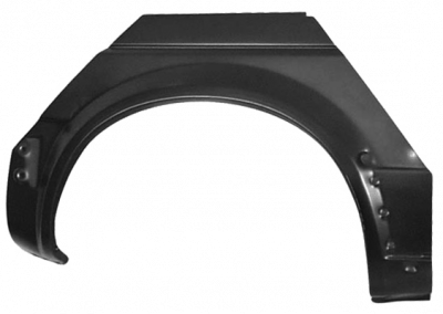 Golf - 1985-1992 - 85-'92 VW GOLF & JETTA REAR WHEEL ARCH 2 DOOR, PASSENGER'S SIDE