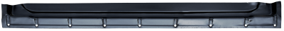 Bus - 1950-1979 - 64-'79 VW BUS SIDE CARGO DOOR INNER DOOR BOTTOM, PASSENGER'S SIDE