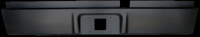Ram Pickup - 2002-2008 - 02-'08 DODGE RAM REAR ROLL PAN WITH LICENSE BRACKET