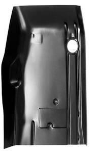 XJ Wagoneer - 1983-1990 - 84-'01 JEEP CHEROKEE FRONT CAB FLOOR PAN, PASSENGER'S SIDE