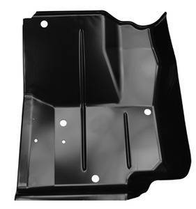 76-'95 JEEP WRANGLER FRONT FLOOR PAN, DRIVER'S SIDE