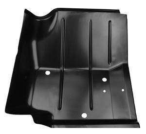 76-'95 JEEP WRANGLER FRONT FLOOR PAN, PASSENGER'S SIDE