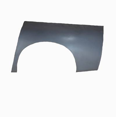 QX56 - 2004-2010 - Nissan Armada 04-15 Infinity QX56 04-10 Quarter Panel 4 Door - Driver Side