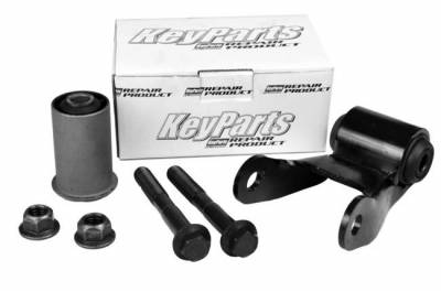 Pickup - 1988-1998 - 88-'07 CHEVY/GMC SILVERADO & SIERRA REAR LEAF SPRING SHACKLE KIT