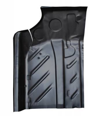 Golf - 1985-1992 - 85-'92 VW GOLF & JETTA FRONT FLOOR PAN, DRIVER'S SIDE