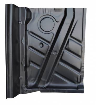 Jetta - 1985-1992 - 85-'92 VW GOLF & JETTA REAR FLOOR PAN, DRIVER'S SIDE