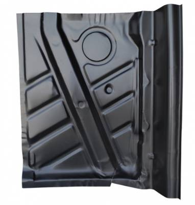 Jetta - 1985-1992 - 85-'92 VW GOLF & JETTA REAR FLOOR PAN, PASSENGER'S SIDE