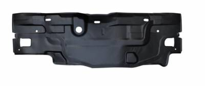 Golf - 2000-2004 - 99-'04 VW GOLF REAR TAIL PANEL