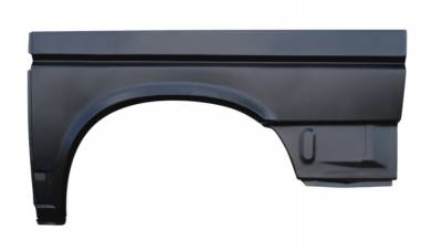 Eurovan - 1990-2003 - 90-'03 VW EUROVAN REAR SWB QUARTER PANEL, DRIVER'S SIDE