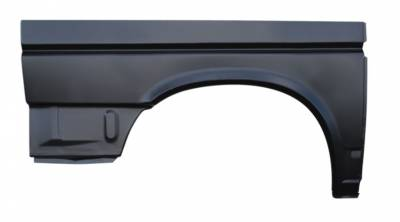 Eurovan - 1990-2003 - 90-'03 VW EUROVAN REAR SWB QUARTER PANEL, PASSENGER'S SIDE