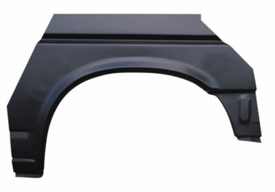 Eurovan - 1990-2003 - 90-'03 EUROVAN (T4) REAR LWB WHEEL ARCH, DRIVER'S SIDE