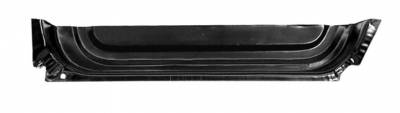 Full Size Van - 1971-1995 - 71-'95 CHEVROLET VAN FRONT DOOR BOTTOM, PASSENGER'S SIDE