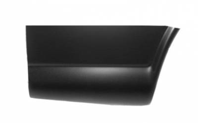 Savana Van - 1996-2002 - 96-'10 CHEVROLET VAN LOWER REAR QUARTER PANEL SECTION, PASSENGER'S SIDE