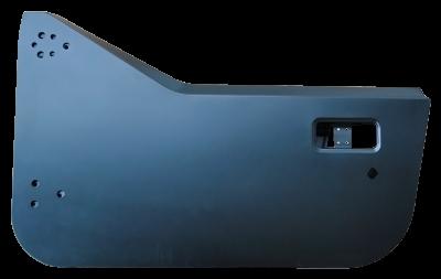'87-'95 YJ WRANGLER HALF DOOR SHELL, DRIVER'S SIDE - Image 2