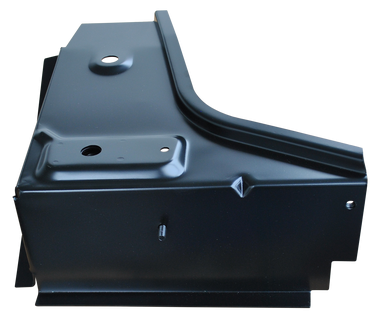 "'76-'95 CJ7 AND YJ WRANGLER FRONT FLOOR ""TOE BOARD"" SUPPORTS, PASSENGER'S SIDE"