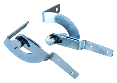 S10 Pickup - 1947-1955 - '47-'53 CHEVROLET/GMC PICKUP GLOVE BOX DOOR HINGE AND SPRING SET