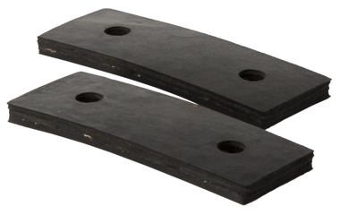 GMC Pickup - 1955-1959 - '55-'57 GMC/CHEVROLET PICKUP RADIATOR SUPPORT MOUNTING PADS (2)