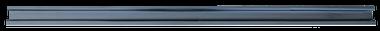 '67-'72 CHEVROLET/GMC PICKUP STEEL BED FLOOR CENTER REINFORCEMENT STRIP - Image 2