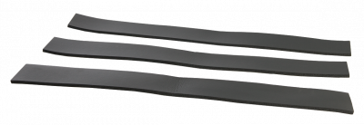 Pickup - 1967-1972 - 67-'72 CHEVROLET/GMC PICKUP, BLAZER, SUBURBAN, AND JIMMY RUBBER HOOD BRACE PAD SET