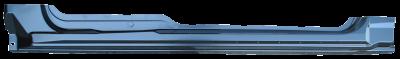 F150 Pickup - 2009-2014 - 09-'14 F150 EXTENDED CAB (SUPER CAB) ROCKER PANEL, PASSENGER'S SIDE