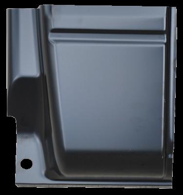 F150 Pickup - 2009-2014 - 09-'14 FORD F150 STANDARD CAB CAB CORNER, PASSENGER'S SIDE